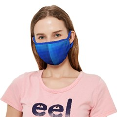 Zappwaits Water Crease Cloth Face Mask (adult) by zappwaits