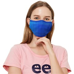 Zappwaits Water Fitted Cloth Face Mask (adult) by zappwaits