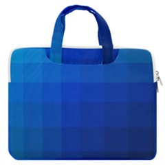 Zappwaits Water Macbook Pro Double Pocket Laptop Bag by zappwaits