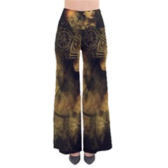 Surreal Steampunk Queen From Fonebook So Vintage Palazzo Pants