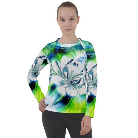 1lily 1lily Women s Long Sleeve Raglan Tee by BrenZenCreations