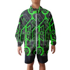 Tech Kids  Windbreaker