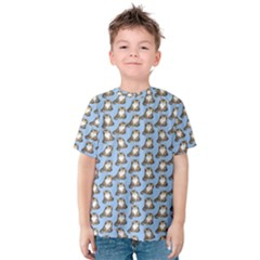 Cats Catty Kids  Cotton Tee