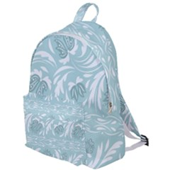 Blue Ornament The Plain Backpack by Eskimos