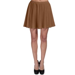 Caramel Cafe Skater Skirt
