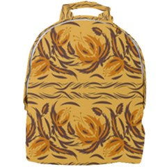 Folk Flowers Mini Full Print Backpack by Eskimos
