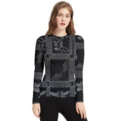 All Winged Women s Long Sleeve Rash Guard by Lotus