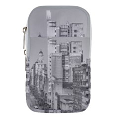 Aerial View Montevideo Uruguay Waist Pouch (large)