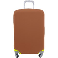 Color Sienna Luggage Cover (large)