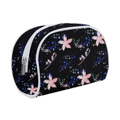 Sparkle Floral Make Up Case (small) by Sparkle