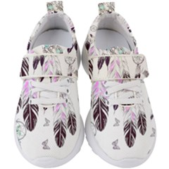 Indian Dreamcatcher Kids  Velcro Strap Shoes