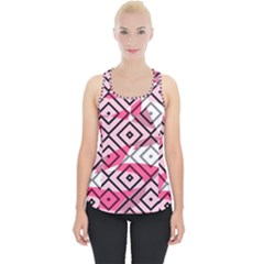 Patternabstraitrosenoir65 Piece Up Tank Top