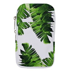 Banana Leaves Waist Pouch (small) by goljakoff