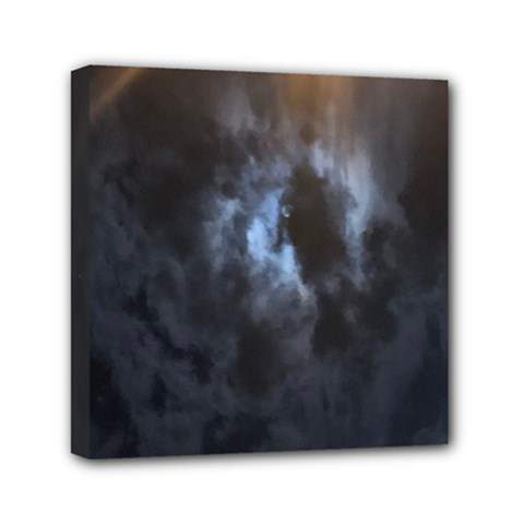 Mystic Moon Collection Mini Canvas 6  X 6  (stretched)