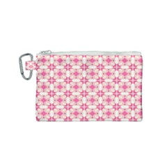 Pinkshabby Canvas Cosmetic Bag (small)