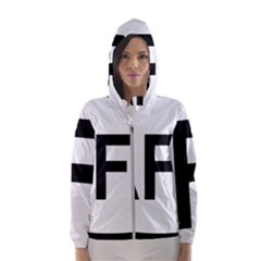 Afghanistan Afg Oval Sticker Women s Hooded Windbreaker