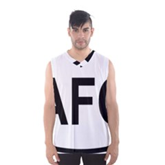 Afghanistan Afg Oval Sticker Men s Basketball Tank Top