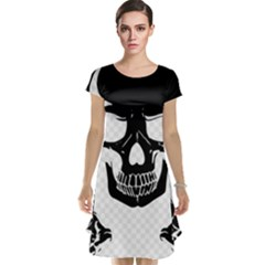Bad 2 The Bone Cap Sleeve Nightdress