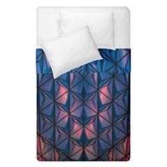 Abstract3 Duvet Cover Double Side (single Size)