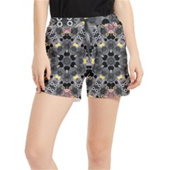 Abstract Geometric Kaleidoscope Runner Shorts