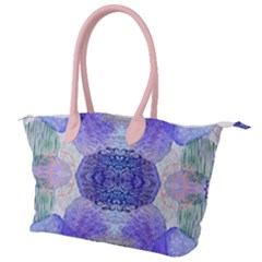 Underwater Vibes Canvas Shoulder Bag