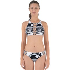 Spacemonkey Perfectly Cut Out Bikini Set