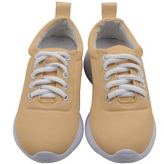 Cute Sunset Kids Athletic Shoes