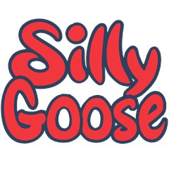 silly goose text