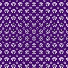 whitepentacle2 pattern dkpurple10000