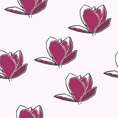 magnolia seamless pattern flower copy
