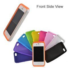 Apple iPhone 5 Classic Hardshell Case (PC+Silicone) Icon