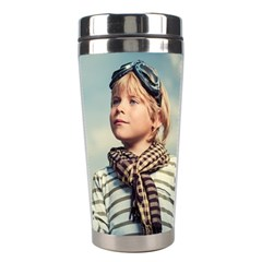 Stainless Steel Travel Tumbler Icon