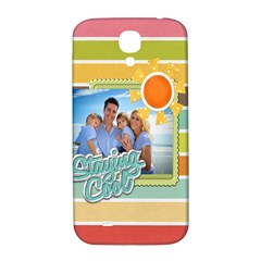 Samsung Galaxy S4 I9500/I9505  Hardshell Back Case Icon