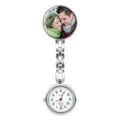 Stainless Steel Nurses Watch Icon