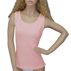 Women s Pink Tank Top Icon