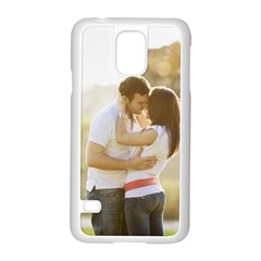 Samsung Galaxy S5 Case (White) Icon