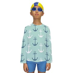Kids  Long Sleeve Swimwear Icon