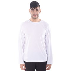 Men s Long Sleeve Tee Icon