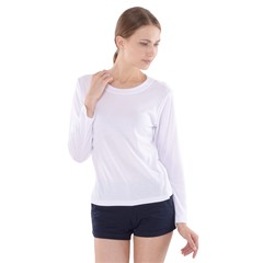 Women s Long Sleeve Tee Icon