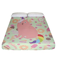 Fitted Sheet (Queen Size) Icon