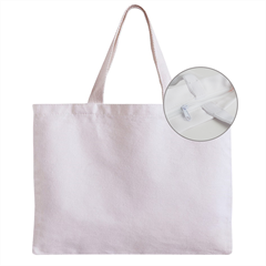 Zipper Large Tote Bag Icon