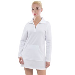 Women s Long Sleeve Casual Dress Icon