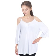 Flutter Sleeve Tee  Icon