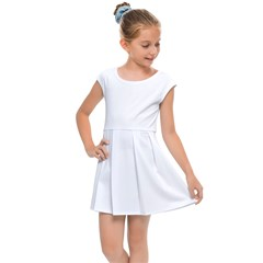 Kids  Cap Sleeve Dress Icon