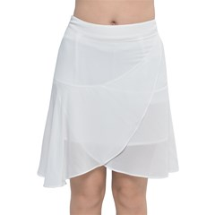 Chiffon Wrap Front Skirt Icon