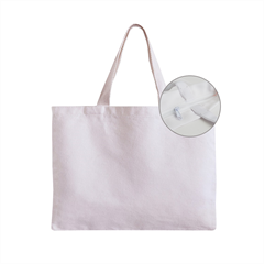 Zipper Medium Tote Bag Icon