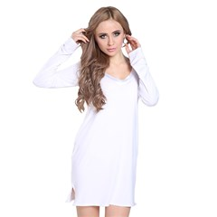Long Sleeve Nightdress Icon