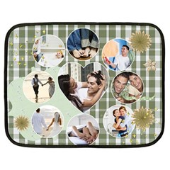 Double Sided Fleece Blanket (Mini)  Icon