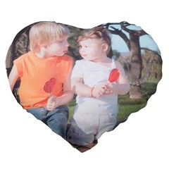 Large 19  Premium Heart Shape Cushions Icon