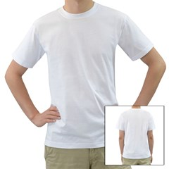 White Men s T-Shirts Icon